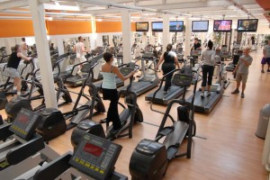 Kardio trénink