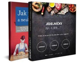Knihy: Jak pálit a neukládat, Jídleníčky na hubnutí