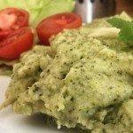 Brokolicová kaše
