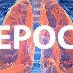 plíce a EPOC efekt